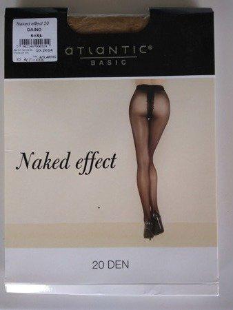BLT-003 Rajstopy Naked Effect  (20 DEN) Daino